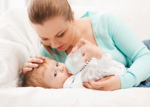 Best formula for breastfed infants