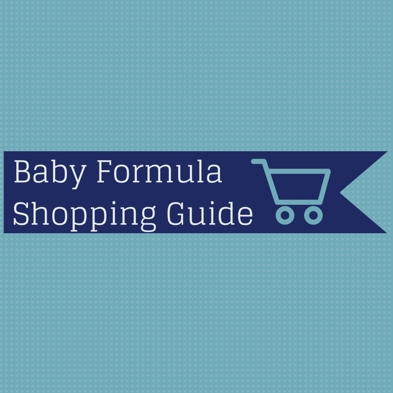 Baby Formula Shopping Guide