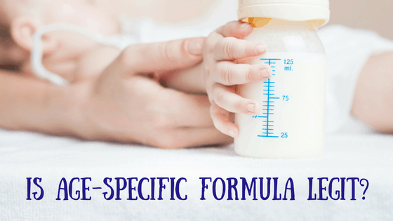 Is Age-Specific Formula Legit? - Baby Formula Expert
