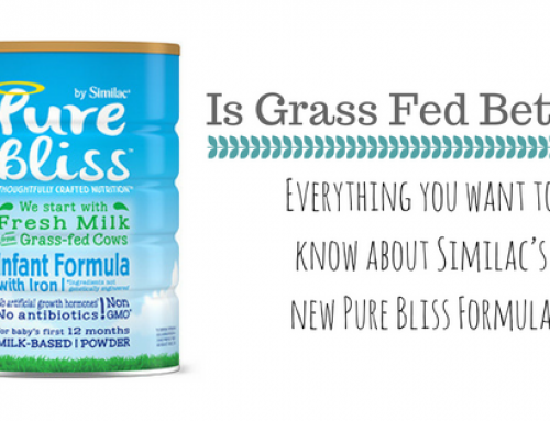 Is Grass Fed Better? Everything you want to know about Similac's new Pure Bliss Formula