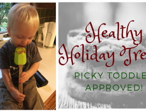 Healthy Holiday Treats – Picky Toddler Approved