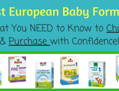 Best European Baby Formulas