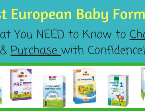 Best European Baby Formulas